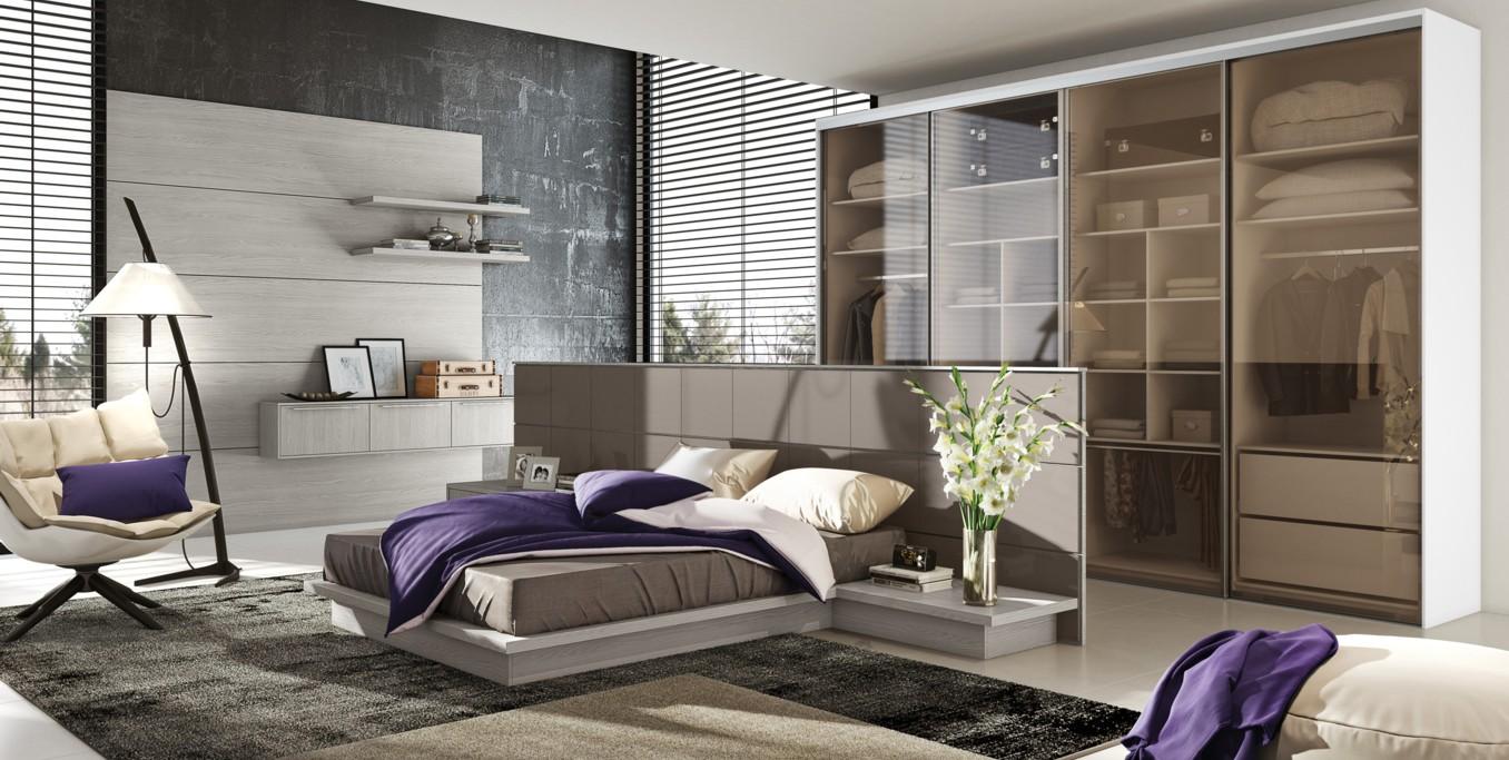 Projeto 3D de quarto cliente Buogini